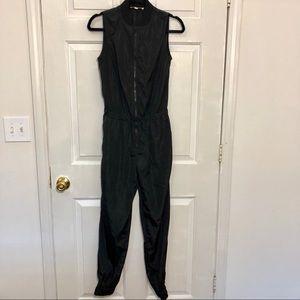 Hot & Delicious Jumpsuit Romper - Size M -Black